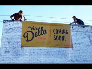 Via Della Slice Shop | Coming Soon
